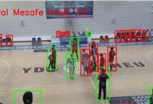 Photo of Kameradan sosyal mesafe ve maske kontrolü yapan yazılım geliştirildi