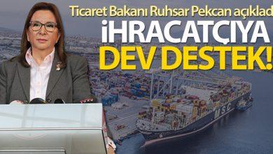 Photo of Türk Eximbank'dan İhracatçıya 380 milyon Euroluk yeni kaynak