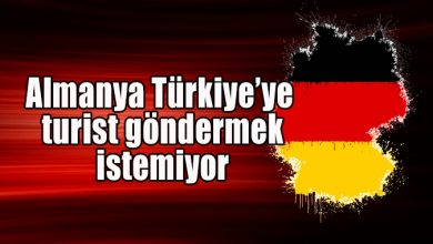 Photo of Almanya Türkiye'ye turist göndermek istemiyor