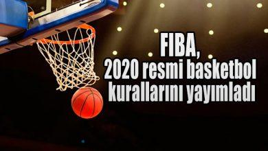 Photo of FIBA, 2020 resmi basketbol kurallarını yayımladı