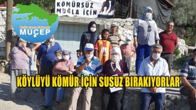 Photo of KÖYLÜYÜ KÖMÜR İÇİN SUSUZ BIRAKIYORLAR