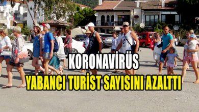 Photo of Koronavirüs yabancı turist sayısını azalttı