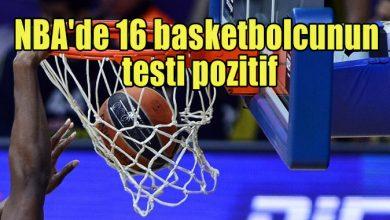 Photo of NBA'de 16 basketbolcunun testi pozitif