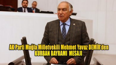 Photo of Milletvekili M. Yavuz Demir'den Kurban Bayramı Mesajı