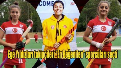 """Photo of Ege Yıldızları takipçileri """"En Beğenilen"""" sporcuları seçti"""