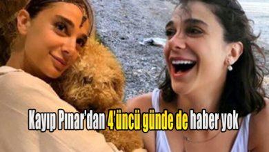Photo of Kayıp Pınar'dan hala haber yok