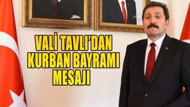 Photo of Muğla Valisi Orhan TAVLI'dan Kurban Bayramı Mesajı