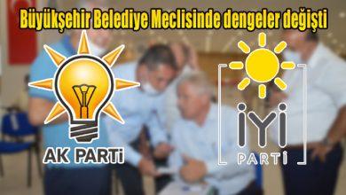 Photo of Büyükşehir Belediye Meclisinde dengeler değişti