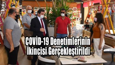 Photo of COVİD-19 Denetimlerinin İkincisi Gerçekleştirildi
