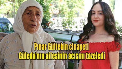 Photo of Pınar Gültekin cinayeti Güleda'nın ailesinin acısını tazeledi