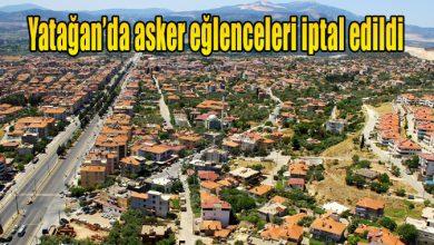 Photo of Yatağan'da asker eğlenceleri iptal edildi