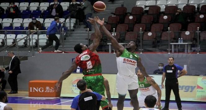 ING Basketbol Süper Ligi: Lokman Hekim Fethiye Belediyespor: 78 – Pınar Karşıyaka: 86