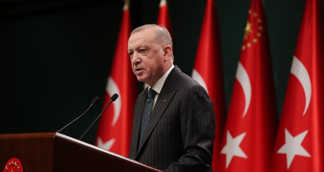 Erdoğan'dan 'esnafa kira desteği' açıklaması, destek bir ay daha uzatıldı