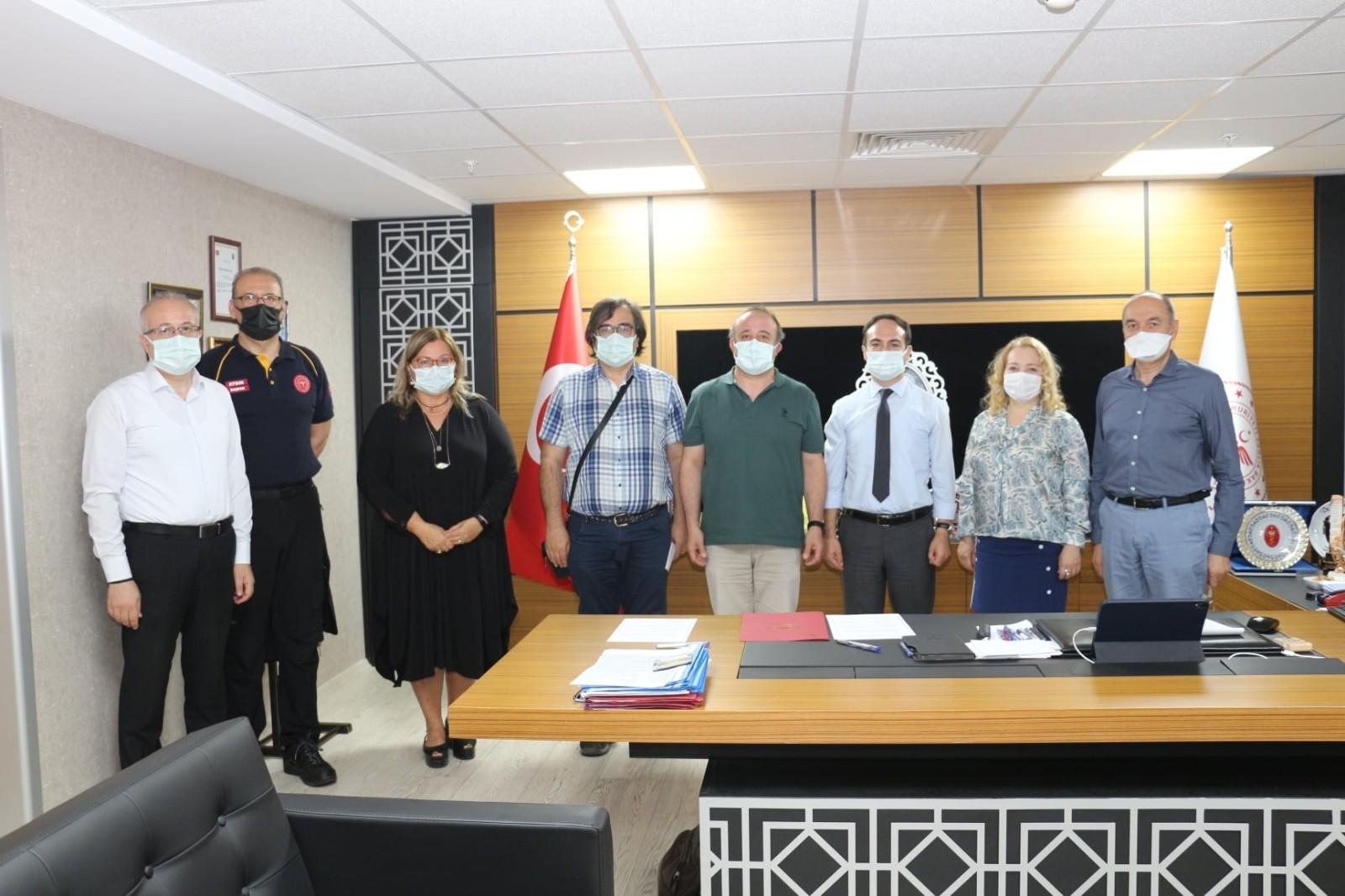 ADÜ ve Aydın İl Sağlık Müdürlüğü arasında iş birliği protokolü imzalandı