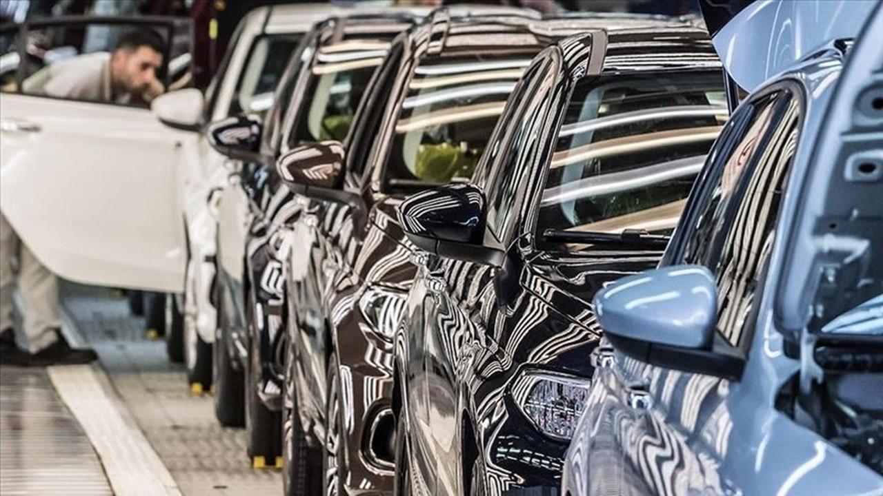 Binek otomobil ihracatı yılın ilk 4 ayında yüzde 20 arttı