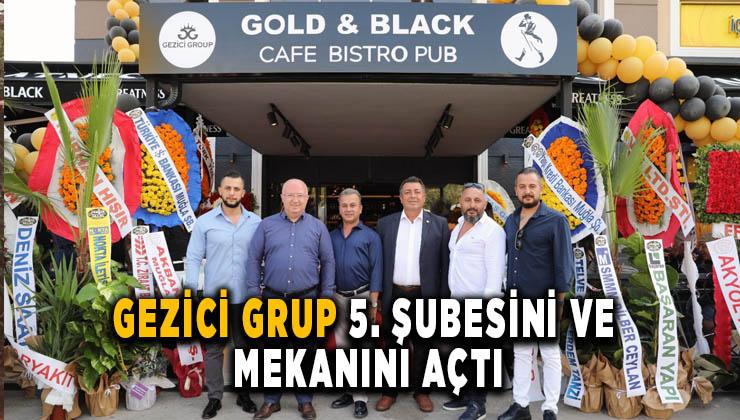 GEZİCİ GRUP 5. ŞUBESİNİ VE MEKANINI AÇTI